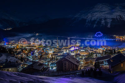 MEDIA - Drone Show St.Moritz New Year 2020