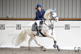 Stapleford Abbotts. United Kingdom. 01 November 2020. Unaffiliated halloween showjumping. MANDATORY Credit Ellen Jameson/Spor...