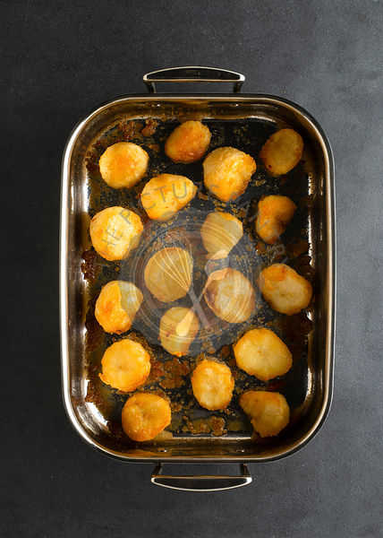 Crisp Roast Potato