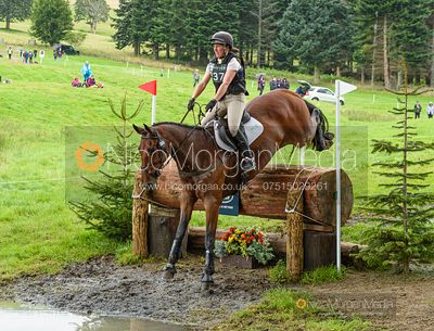Katie Magee and KILNAMONA LINCOLN, Blair Castle International Horse Trials 2019