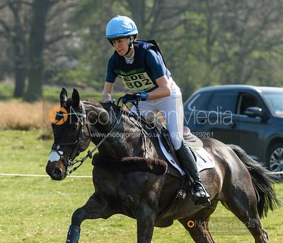 Bella Innes Ker and CARTOWN WALLABE, Belton Horse Trials 2019