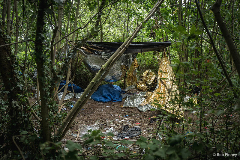 "Calais after the ""Jungle"""