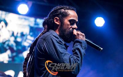 "Damian ""Jr. Gong"" Marley - O2 Academy Bournemouth 31.05.19"