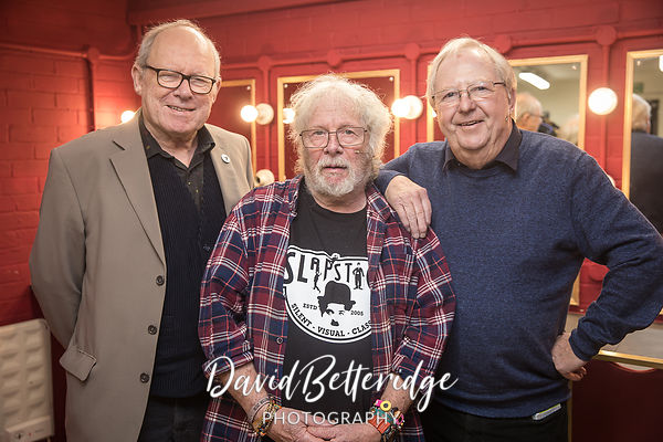 Bristol Slapstick Festival 2020 - The Goodies 50th Anniversary