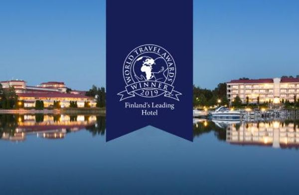 World Travel Awards 2019 Winner: Naantali Spa & Hotel
