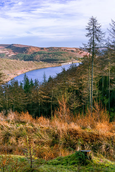 Ladybower and Ashopton Bridge