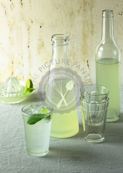 Lime and Lemon Cordial