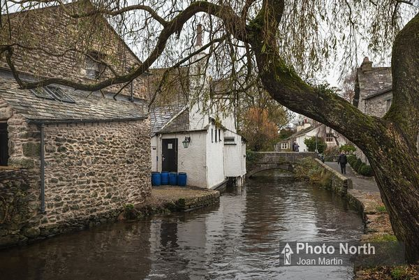 CARTMEL 20A - River Eea and Church Bridge