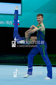 AG 13-19 Men's Pair Russia - Dynamic