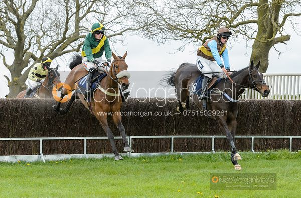 Race 4 - Restricted - The Quorn at Garthorpe