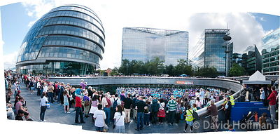 Concert for Wateraid, The Scoop, City Hall. London September 12, 2010.