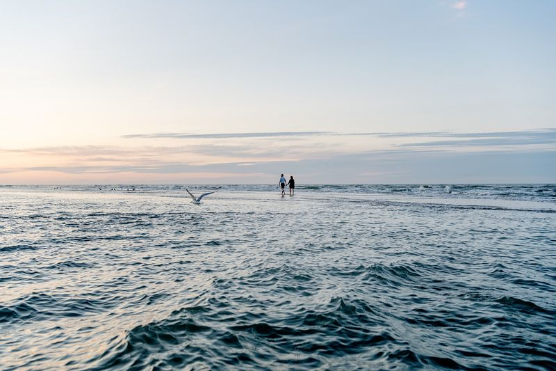 Couple at sunset in Skagen, Denmark 29