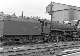 Steam loco Standard 4MT 75066 Guildford