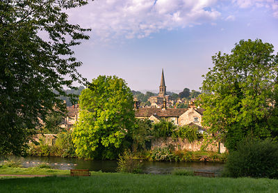 Late August morning in Bakewell