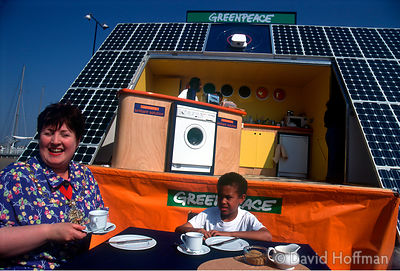 Greenpeace Solar Kitchen 1