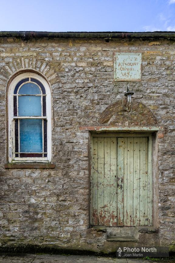 NEWBIGGIN ON LUNE 05A - Primitive Methodist Chapel