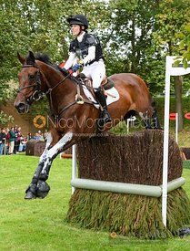 Dee Kennedy and CHEQUERS PLAYBOY - Cross Country - Land Rover Burghley Horse Trials 2019