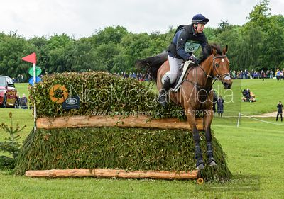 Richard Skelt and CREDO III, Equitrek Bramham Horse Trials 2019