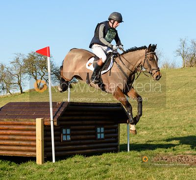 Simon Grieve and EDISON. Oasby (1) Horse Trials 2020