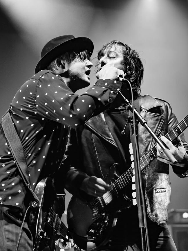 THE LIBERTINES (PETE DOHERTY/CARL BARAT) @ Olympia 2019