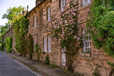 Castle Street in Bakewell
