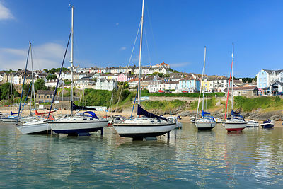 New Quay harbour