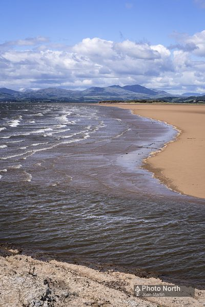 ASKAM IN FURNESS 01B - Duddon Estuary from Askam Pier
