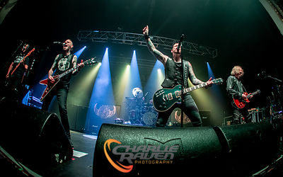 Black Star Riders performing at the O2 Academy Bournemouth 23.10.19