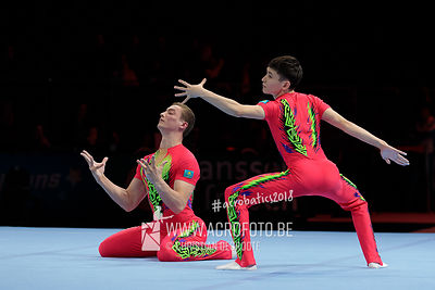 WCH Men's Pair Qualification Kazakhstan - Balance