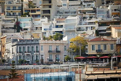 Piraeus houses