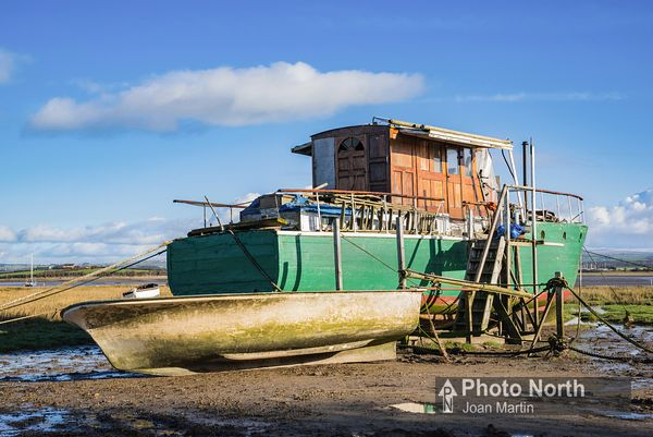SUNDERLAND POINT 40A - Houseboat