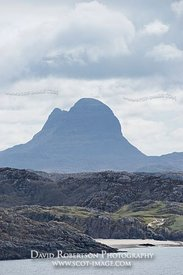 Image - Suilven viewed from near Achmelvich, Assynt, Sutherland, Scotland