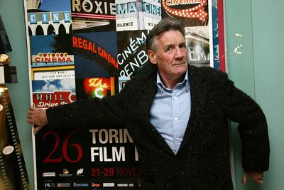 "26° Torino Film Festival 24 Nov 2008 Michael Palin at the screening of ""Monty Python's The Meaning of Life"""