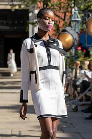 London Fashion Week - Spring Summer 2021 Bora Aksu