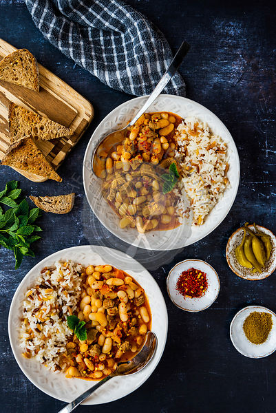 Turkish Bean Stew