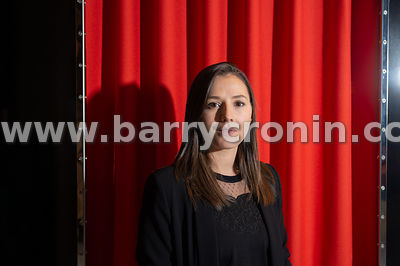 2nd October, 2019. Actress Charlie Murphy photographed in the Malin Hotel..:Photo:Barry Cronin/www.barrycronin.com 087-959854...