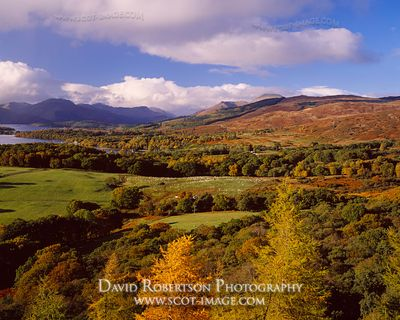 Image - Ben Lomond and banks of Loch Lomond