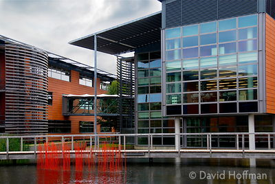 Vodafone headquarters, Newbury, England.