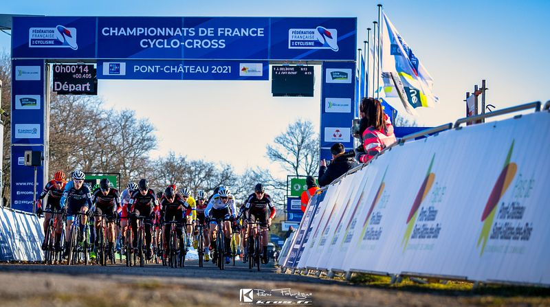 Championnats de France CX 2021 CrossTeam Legendre