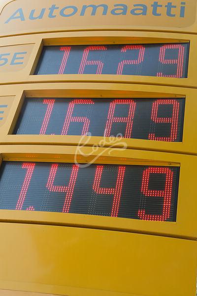 Find Me The Closest Gas Station >> Kuvapankki Rodeo St1 Kylmaasema St1 Gas Station