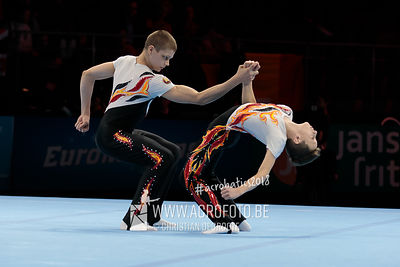 AG 12-18 Men's Pair Belarus - Balance