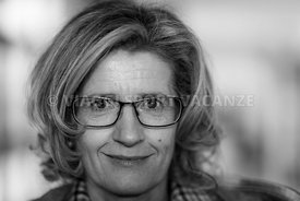 Roberta Cocco: councillor Digital Transformation and Civic Services, City of Milano. November 2018. Nikon D810, 85 mm (85 mm ...