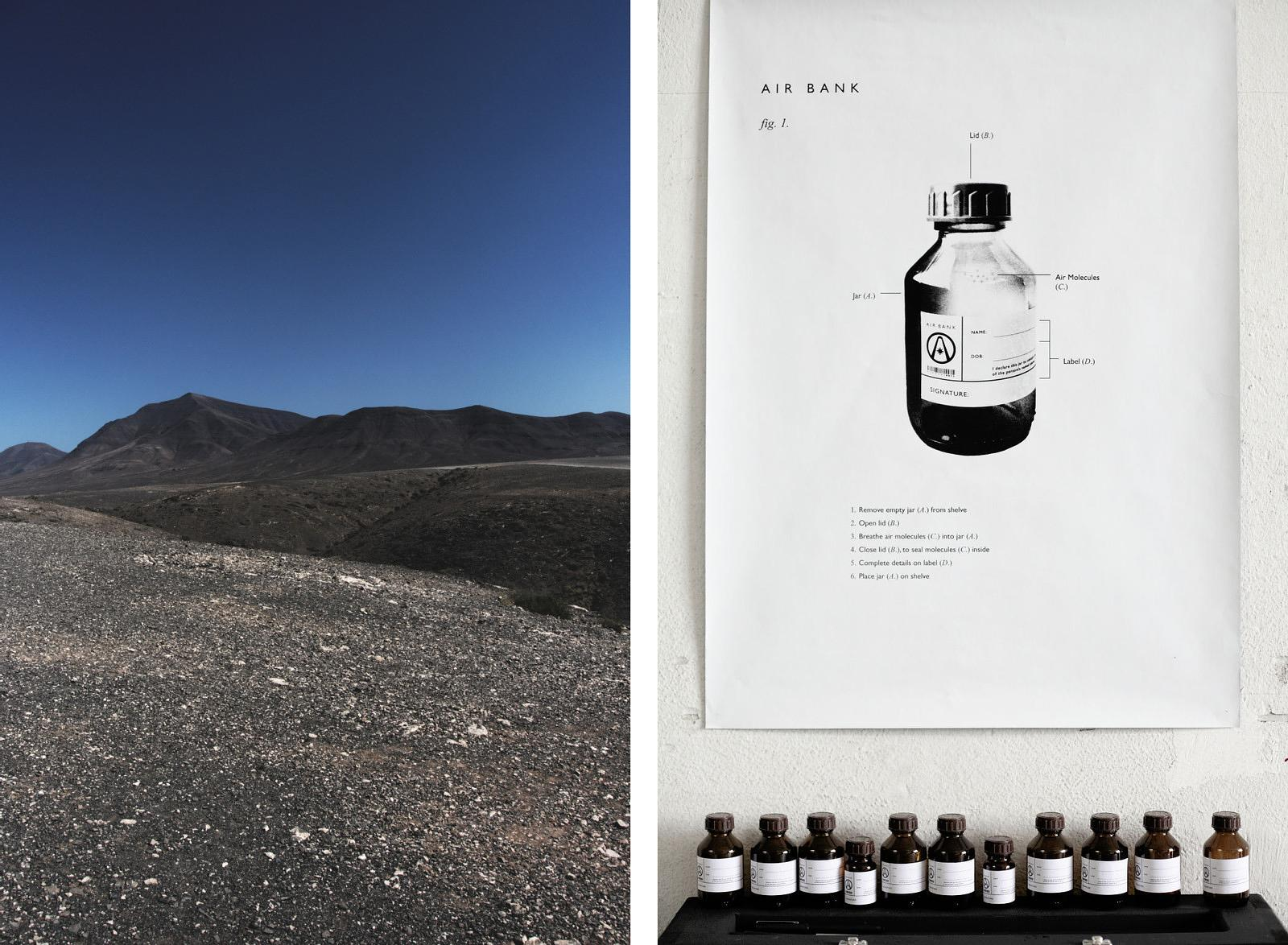 Lanzarote, Canary Islands — Exhibition at Milan Design Week 2015