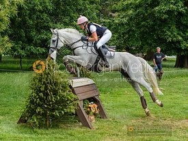 Isabel English and FELDALE MOUSE - Upton House Horse Trials 2019.
