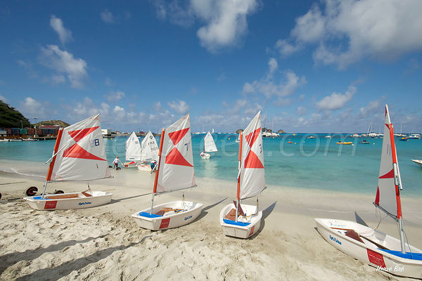 St-Barth voile Yacht Club