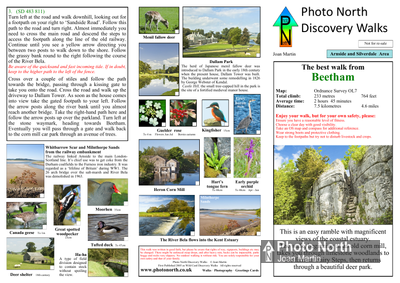 Beetham walk - Two page PDF file