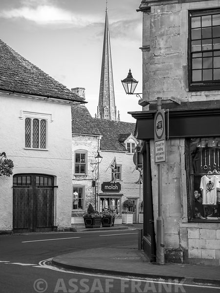 Old town of Tetbury, Cotswolds