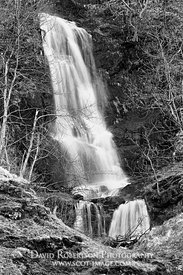 Image - Spout of Craighorn Waterfall, Alva Glen