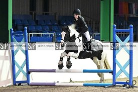 Essex hunt north pony club showjumping. Stapleford Abbotts. United Kingdom ~ MANDATORY Credit Garry Bowden/SIP photo agency -...