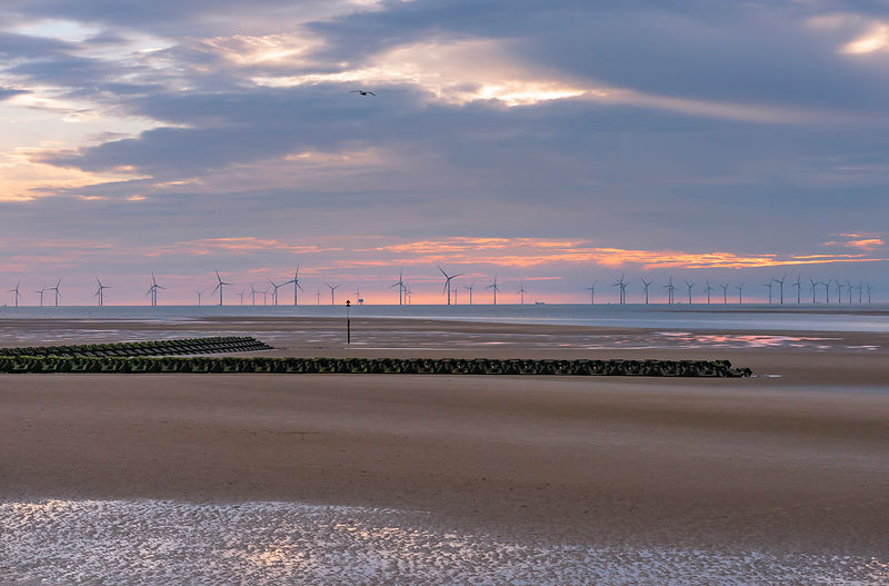 New Brighton wind farm